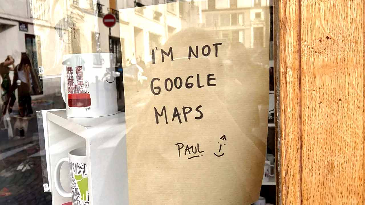 Lokale Suchergebnisse verstehen